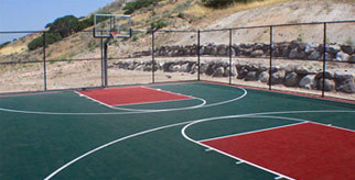 SWG Basketball Court