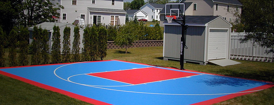 Basketball Courts - Tennis Courts, Basketball Hoops / Indoor Tennis ...